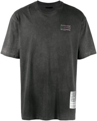 Mauna Kea chest logo T-shirt