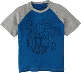 Buffalo Nutician Raglan Tee (Kid) - Lake-4