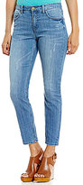 Jones New York Lexington Super Stretch Denim Ankle Jeans