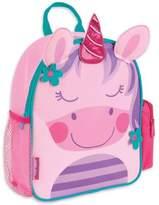 Stephen Joseph Unicorn Mini Sidekick Backpack in Pink