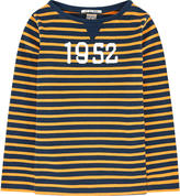 Scotch & Soda Striped cotton top