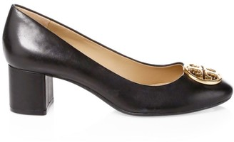 Tory Burch Chelsea Leather Pumps