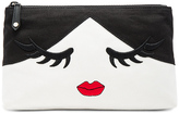 Alice + Olivia Stace Face Wink Cosmetic Bag