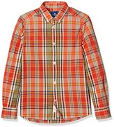 Tom Tailor Kids Boy's Cuba Check Shirt Blouse