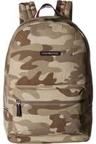 Tommy Hilfiger Alexander Camo Canvas Backpack Backpack Bags