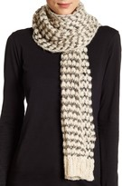 Rampage Loose Knit Oblong Scarf