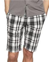 Kenneth Cole Reaction Shorts, Plaid Shorts