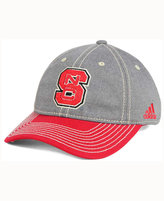 adidas North Carolina State Wolfpack Shadow Slouch Adjustable Cap