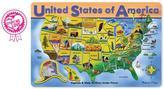Melissa & Doug U.S.A. Map