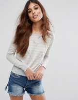 Only Sophie Heart Knit Sweater