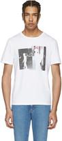 Maison Margiela White Silhouette Shadow T-shirt