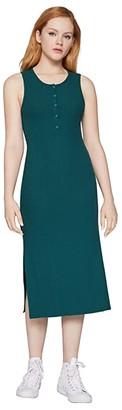 BCBGeneration Day Sleeveless Dress - TSI6271515 (Black) Women's Dress