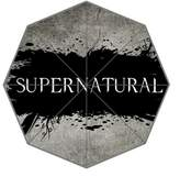 Supernatural Tv Custom Umbrella Out Door Supply Fashion Portable Foldable Bmbershoot