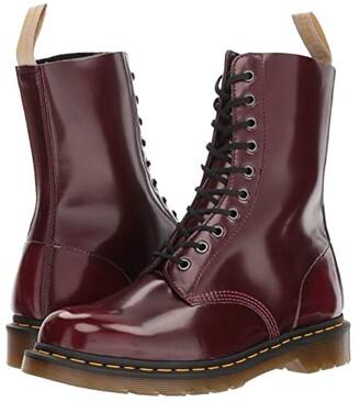 Dr. Martens 1490 Vegan (Black Felix Rub Off) Boots
