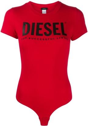 Diesel Logo Print Body