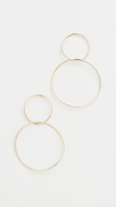 Jules Smith Designs Double Wide Hoops