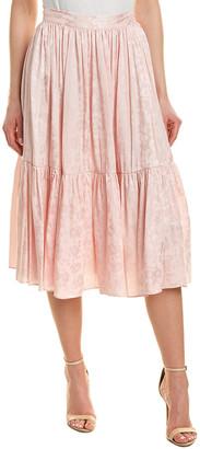 Jill Stuart Midi Skirt