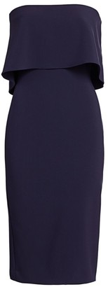 LIKELY Driggs Strapless Dress