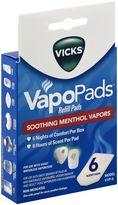 Vicks VapoPads® 6-Count Refill Pads