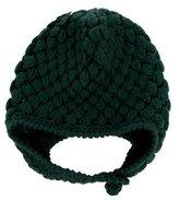 M Missoni Forest Green Wool Beanie