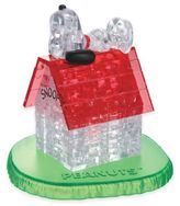 50-Piece Snoopy House 3D Crystal Puzzle