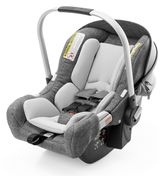 Stokke PIPATM by Nuna® Infant Car Seat with Base in Black Melange