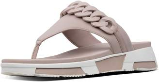 FitFlop Heda Heda Chain Toe-Thongs