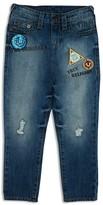 True Religion Boys' Mick Patchwork Jeans - Sizes 2T-7
