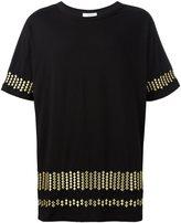 Les Benjamins embroidered T-shirt