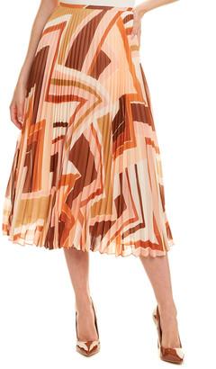 Lafayette 148 New York Jahira Midi Skirt