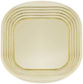 Tom Dixon Form Tray - Gold - Square