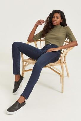 Ardene High Rise Skinny Jeans