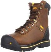 """Keen Men's Wenatchee 8"""" Steel Toe Work Boot"""