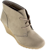 White Mountain Women's Irma Wedge Heel Bootie