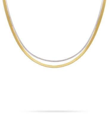Marco Bicego Masai 18K Two-Strand Necklace