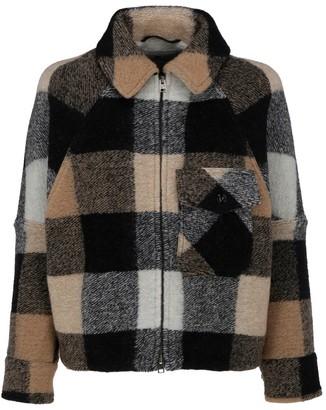 Woolrich Check Zipped Jacket