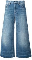 Levi's wide leg cropped jeans - women - Cotton - 25