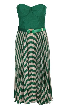 Elisabetta Franchi sleeveless dress
