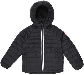 Canada Goose Kids Sherwood hooded down jacket