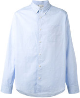 Visvim classic shirt - men - Cotton/Linen/Flax - 2
