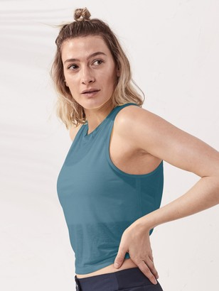 Athleta Vapor Muscle Tank