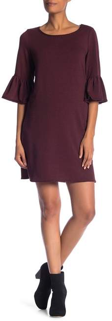 b5c4c91ae4f Purple Bell Sleeve Dresses - ShopStyle