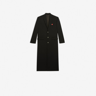 Balenciaga Long Boxy Coat