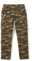 R édition Straight Camouflage Combat Trousers