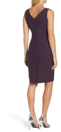 Alex Evenings Women's Side Ruched Dress