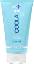 Coola Classic sunscreen Body SPF 50 unscented 148ml