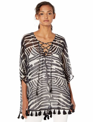 Show Me Your Mumu Women's Tennessee Tassel Tunic
