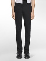 Calvin Klein Platinum Super Skinny Fit Stretch Twill Pants