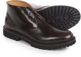 Giorgio Armani Chukka Boots - Leather (For Men)