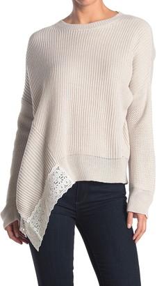 Love Lili Asymmetrical Sweater